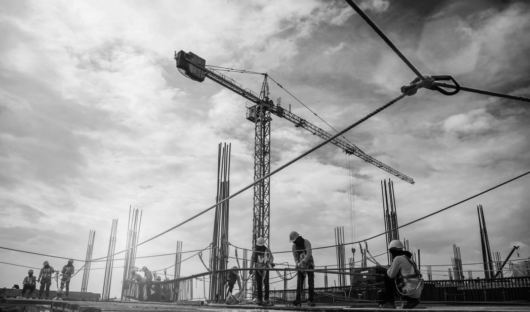 Construction company liability insurances